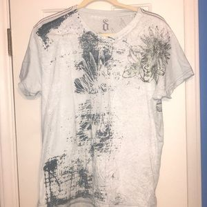 Mens Decree Shirt Size Large